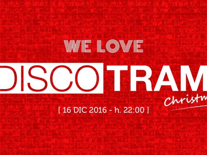 we love discotram