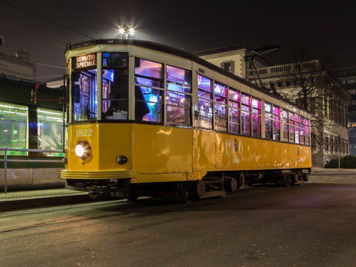 milano e il tram ventottto