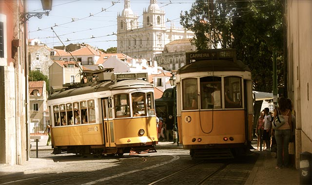 tram 28 remodelado lisbona